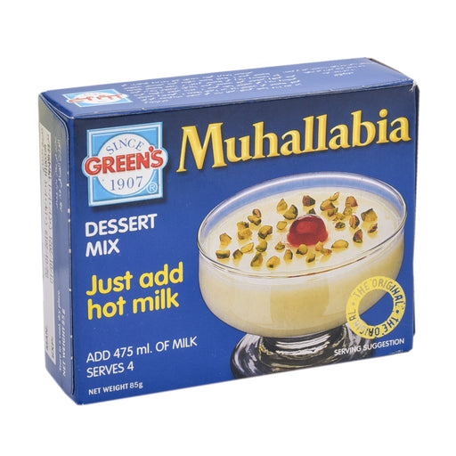 Greens Muhallabia Dessert Mix 85g