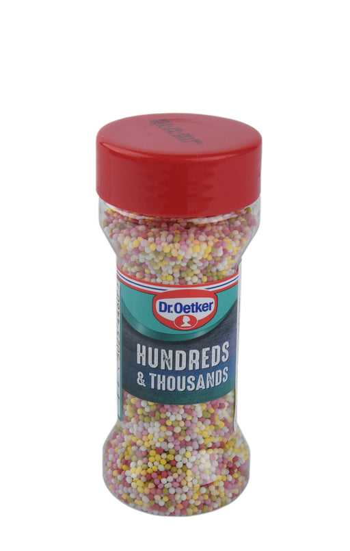 Dr. Oetker Hundreds&Thousands Jar 65gm