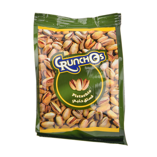 Crunchos Pistachio Roasted Pouch 150gm