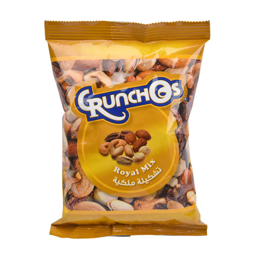 Crunchos Royal Mix Nuts Pouch 100gm