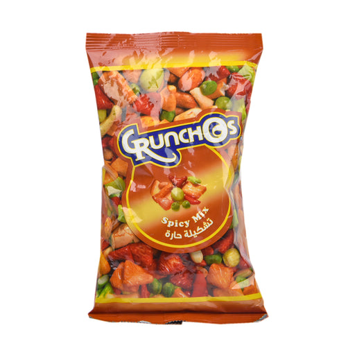 Crunchos Japanese Crackers Spicy 100gm