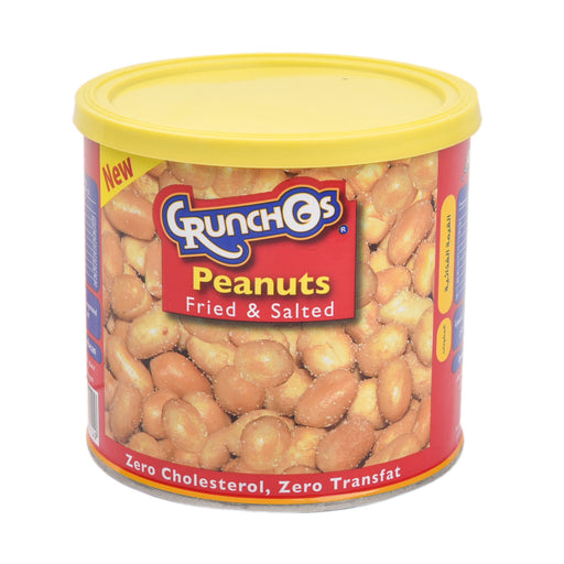 Crunchos Peanut Roasted Can 200gm