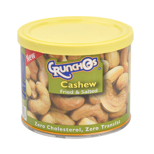 Crunchos Cashewnut Roasted Can 100gm
