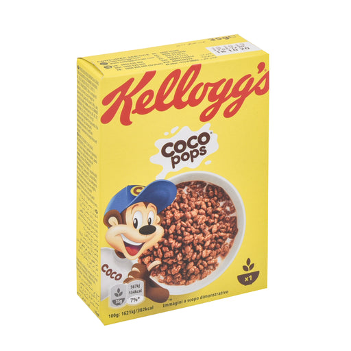 Kelloggs Coco Pops Portions 35Grm