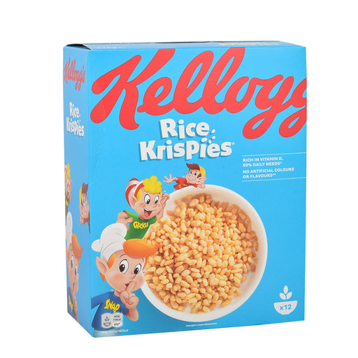 Kelloggs Rice Krispies 375G
