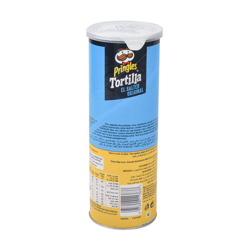 Pringles Tortilla Chips Original 160Grm