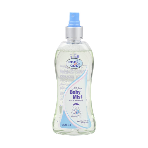 Cool&Cool Baby Body Mist Pink 250 Ml