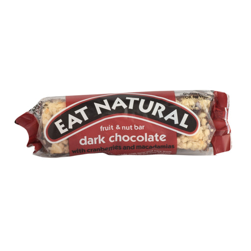 Eat Natural Cranberries Macadamias & Dark Chocolates 45gm