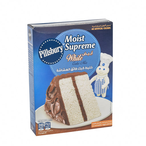 Pilsbury White Cake Mix 485g