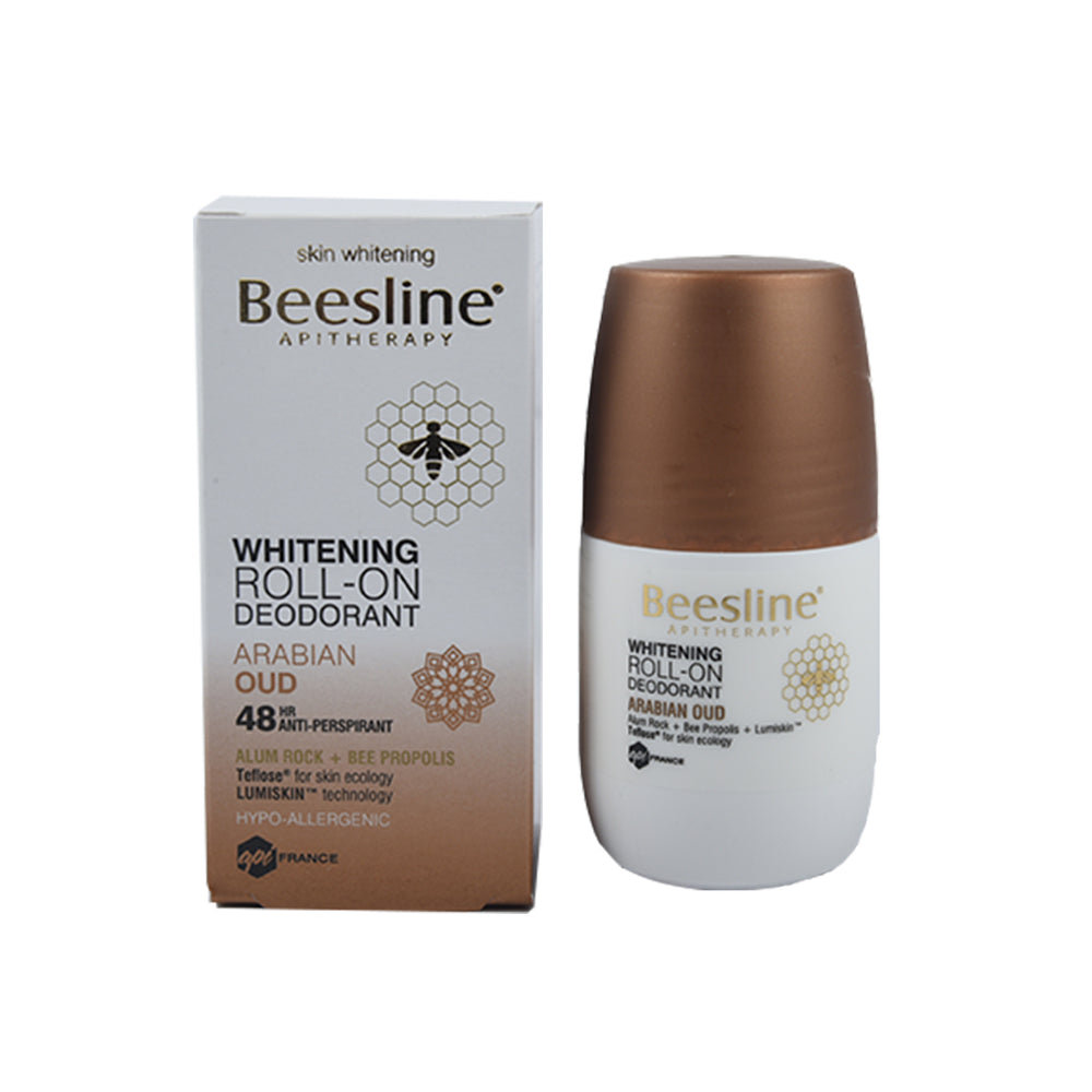Beesline Whitening Roll-On Deodorant Oud 50M