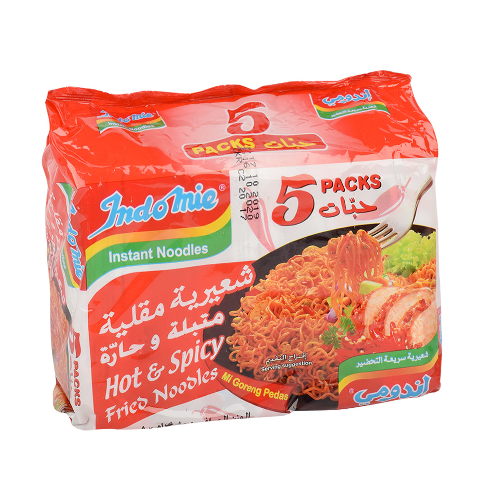 Indomie Noodle Hot Fried 80gm