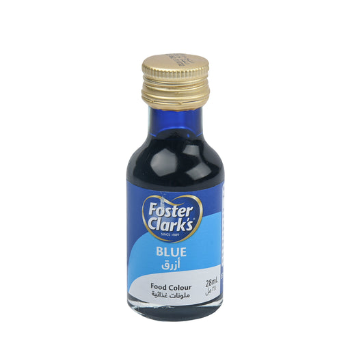 Foster Clark Blue Food Colour Essence 28ml