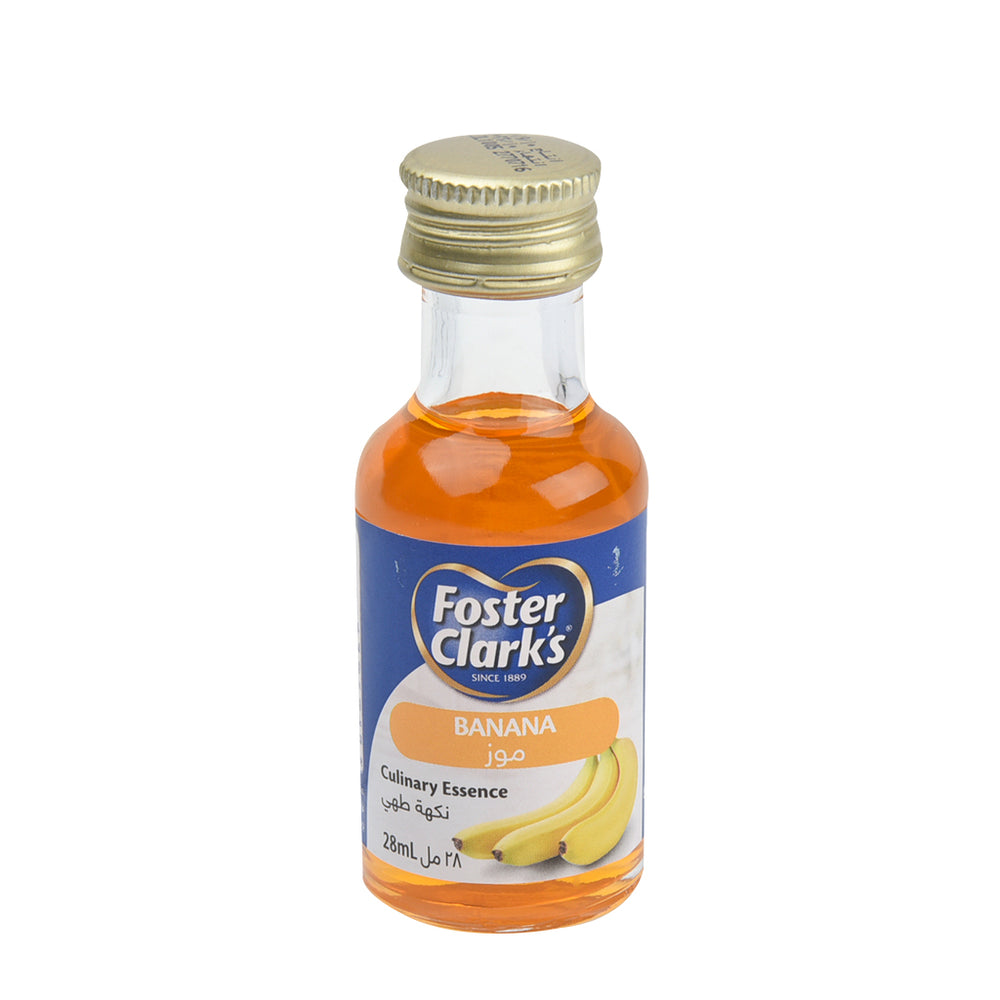 Foster Clark Bannana Essence 28ml