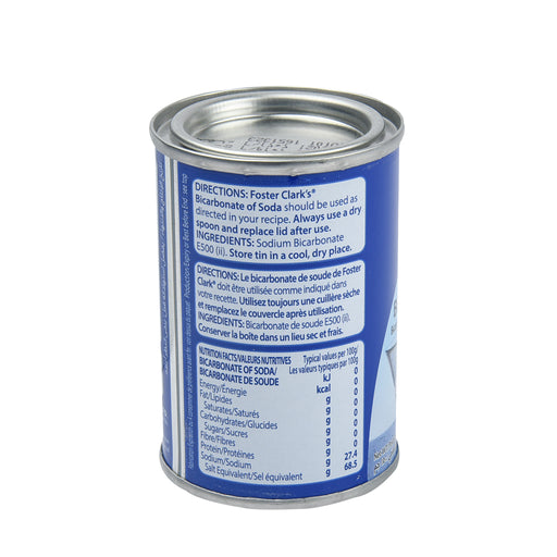 Foster Clark Bicarbonate Soda Tin 150gm