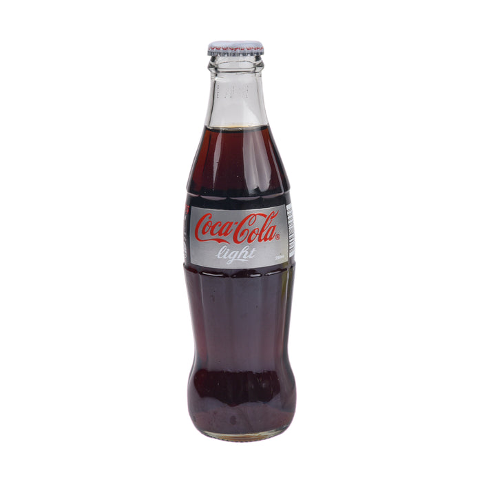 Coca Cola Light Carbonated Soft Drink 290 Ml