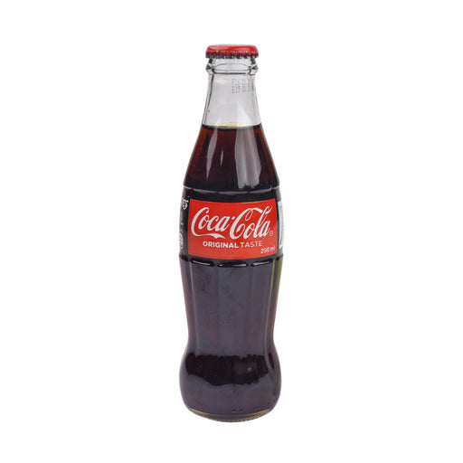 Coca Cola Regular Carbonated Soft Drink 290Ml