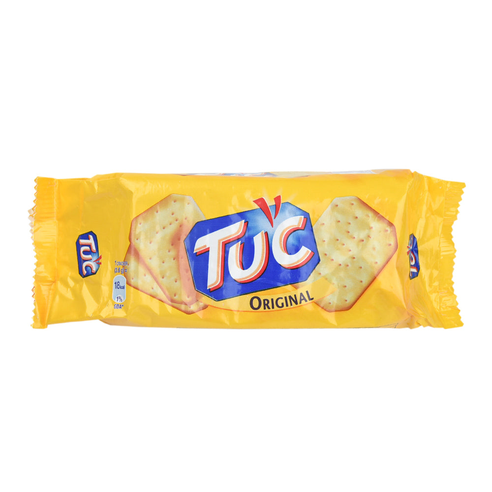 Tuc Cracker Biscuit Original 100Gm