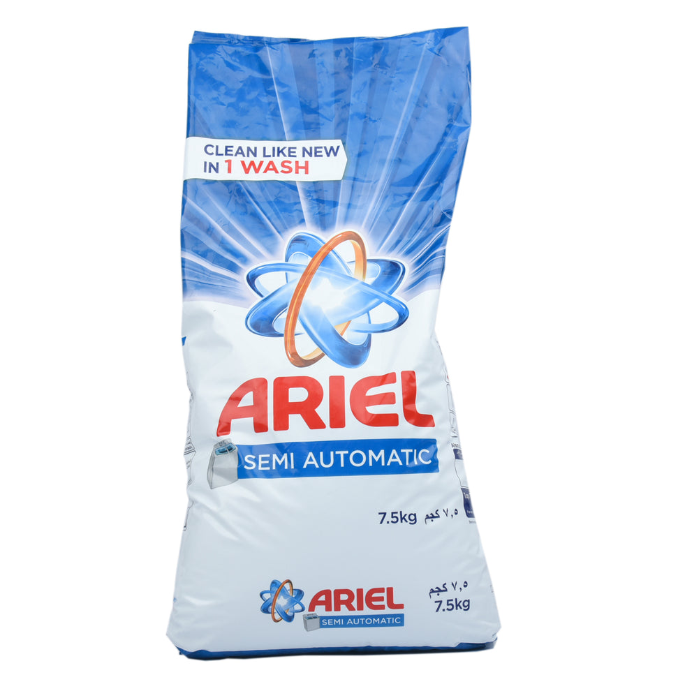 Ariel  Washing Powder  Original Top Load 7.5Kg