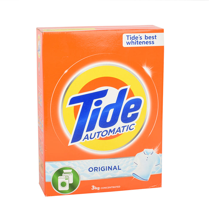 Tide Washing Powder Automatic Front Load 3Kg
