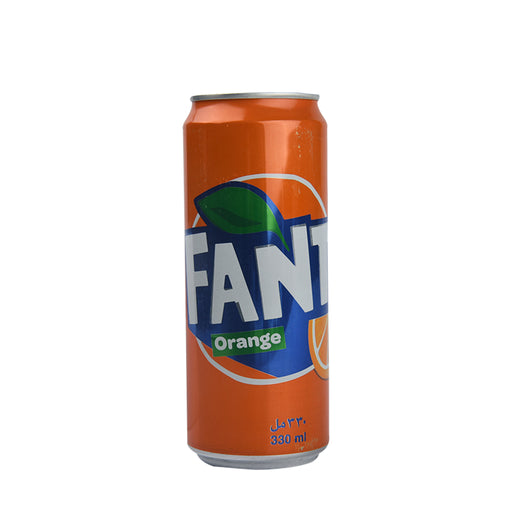 Fanta Orange 330 Ml
