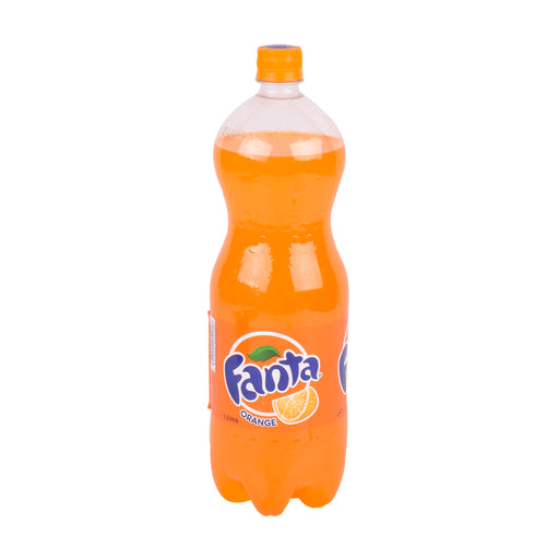 Fanta Carbonated Soft Drink Orange 1.5Ltr