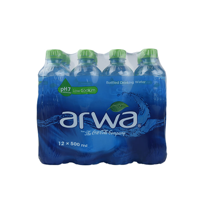 ARWA Mineral Water 500Ml