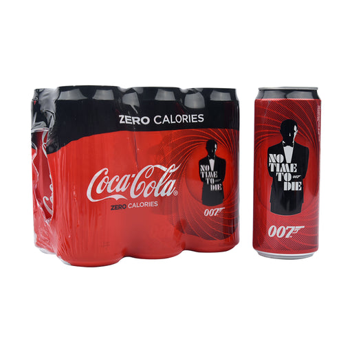 Coca Cola Soft Drink Zero 330ml