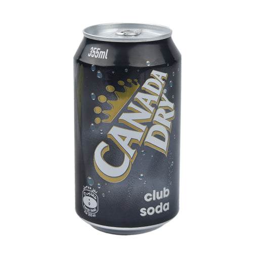 Canada Dry Club Soda 355 Ml