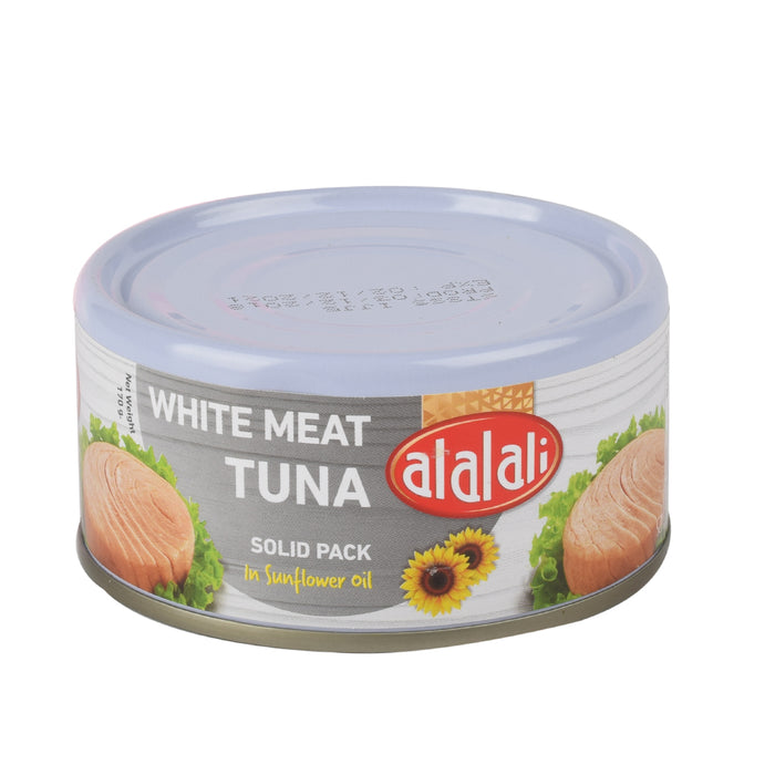 Al Alali White Meat Tuna In Sunflower Oil 170grm