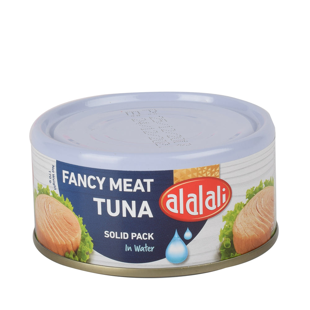 Al Alali Fancy Meat Tuna in Water Solid 170grm