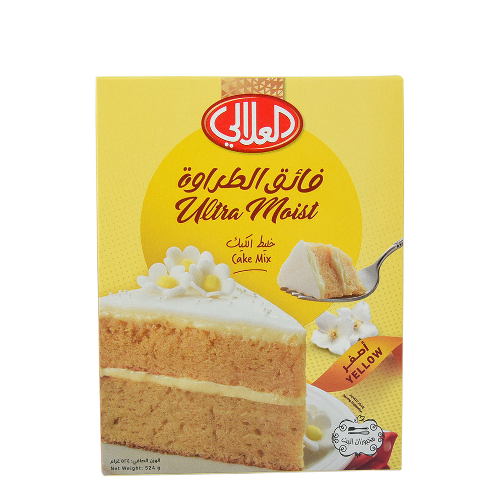 Al Alali Yellow Cake Mix 524grm
