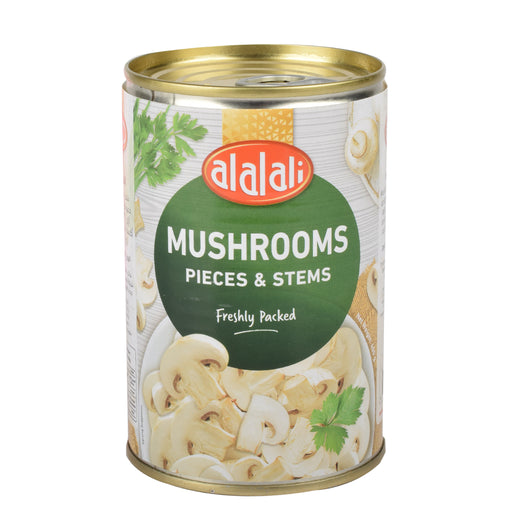 Al Alali Mushrooms Pieces & Stems 400grm