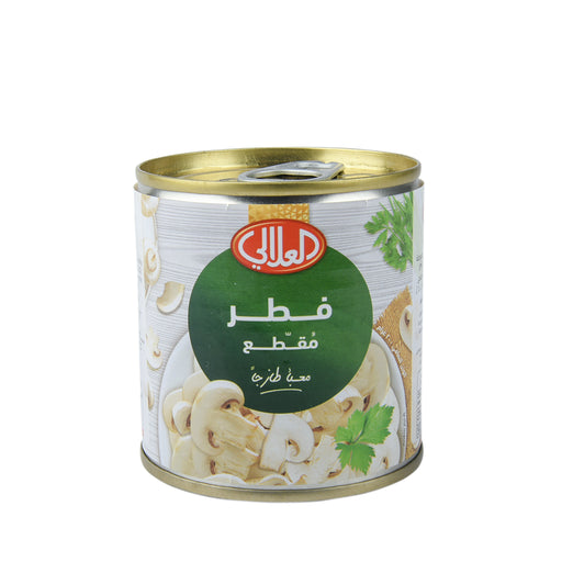 Al Alali Mushrooms Pieces & Stems 198grm