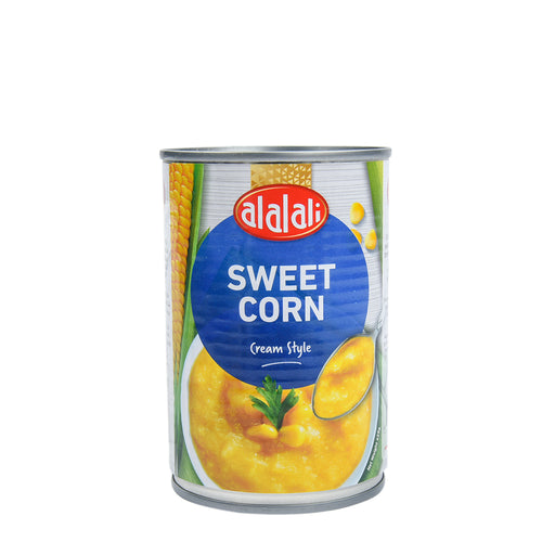 Al Alali Sweet Corn Cream Style 425grm