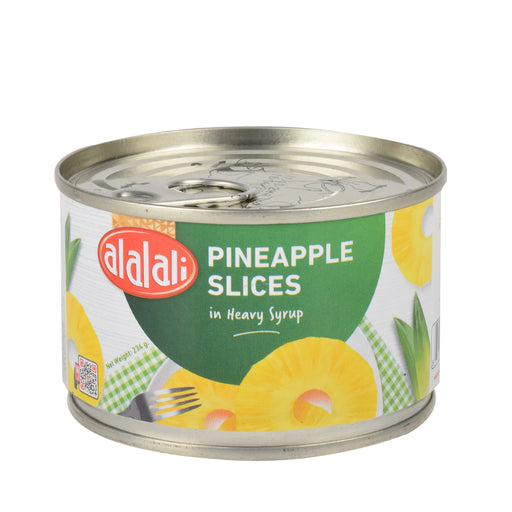 Al Alali Pineapple Slices 234grm