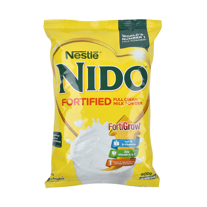 Nestle Nido Fortified Milk Powder 900Gm