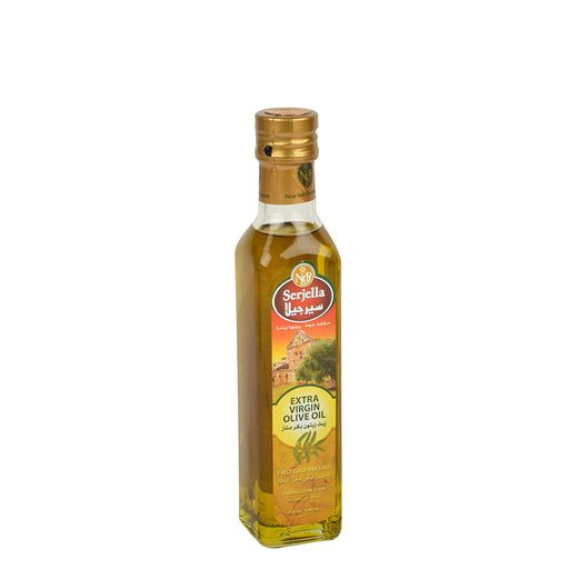 Serjella Olive Oil Extra Virgin Bottle 250ml