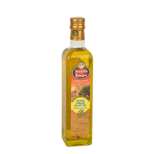 Serjella Olive Oil Extra Virgin Bottle 500ml