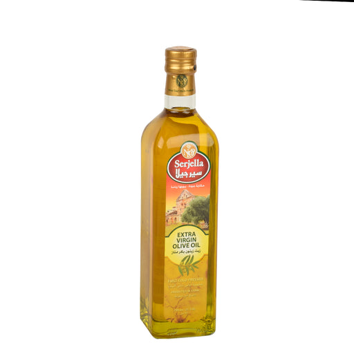 Serjella Olive Oil Extra Virgin Bottle 750ml