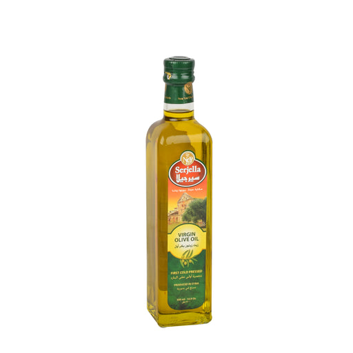Serjella Olive Oil Virgin 500ml