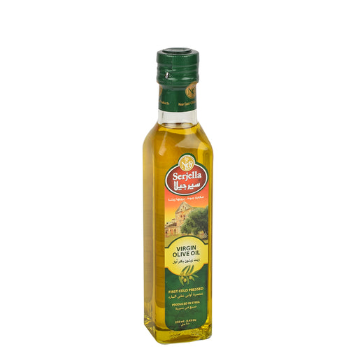 Serjella Olive Oil Virgin 250ml