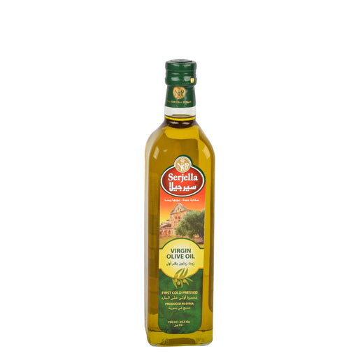 Serjella Olive Oil Virgin 750ml