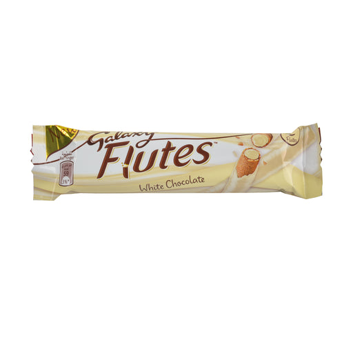 Galaxy Flutes 2 Finger White 22.5g