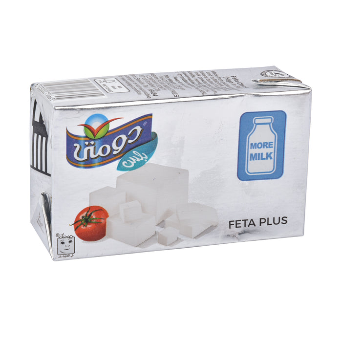 Domty Feta Plus Cheese Normal 250gm