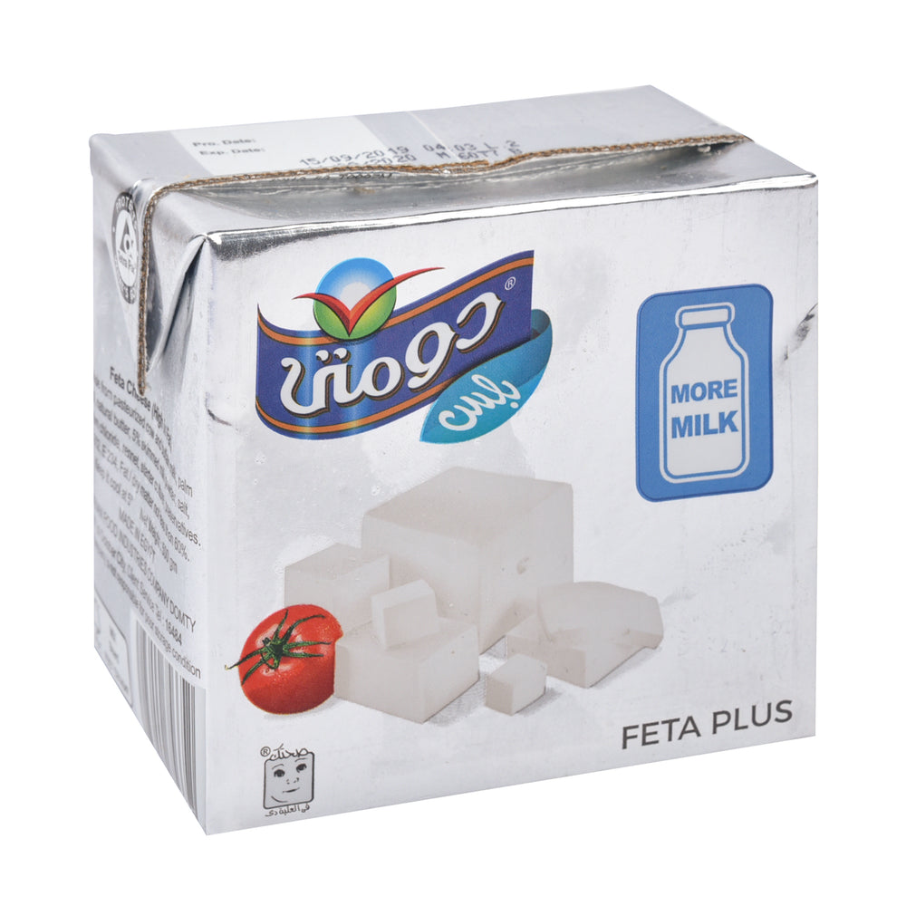 Domty Feta Plus Cheese Normal 500gm