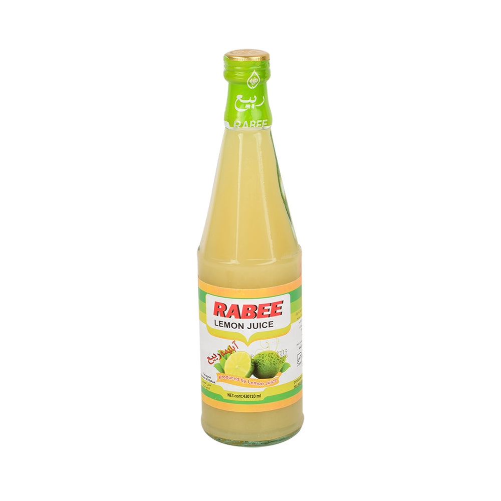 Rabee Lemon Juice 430 Ml