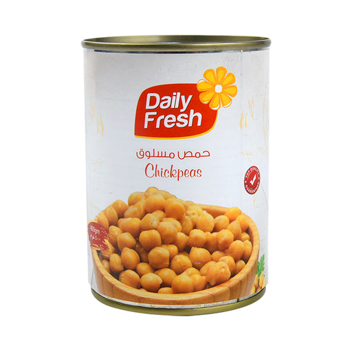 Daily Fresh Chick Peas Garbanzo 400gm
