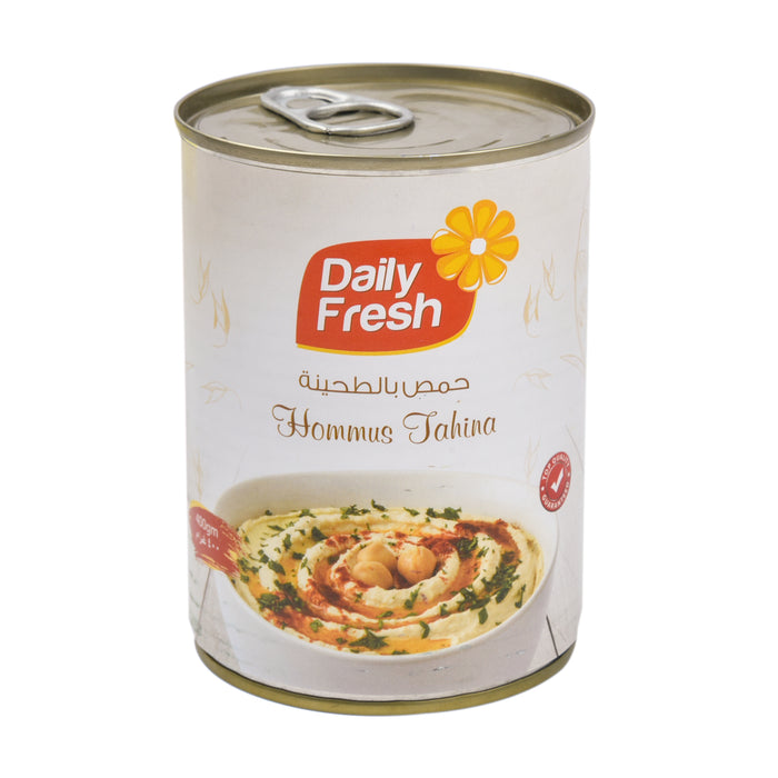 Daily Fresh Hommos Tahina 400gm