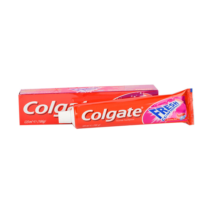 Colgate Tooth Paste Confidence Red 125Ml