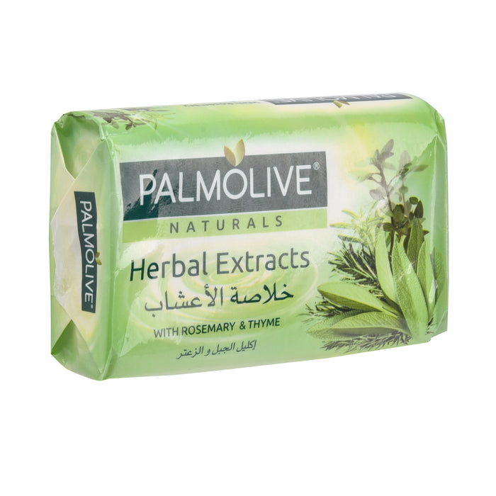 Plmolive Soap Bar Rosemary&Thyme 120Gm